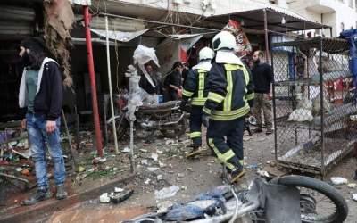 Siria: Cel puțin 16 morți în...