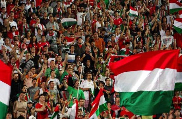 Suporterii unguri au plecat din Romania, fara scandal