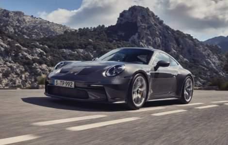 Noul Porsche 911 GT3 Touring: aceiași 510 CP, dar fără aripă spate...