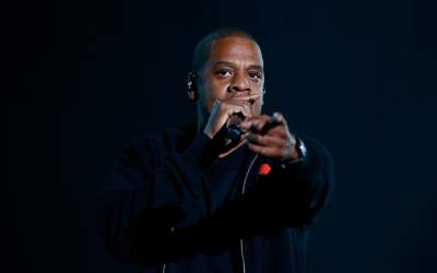 Rapperul Jay-Z a dat în...