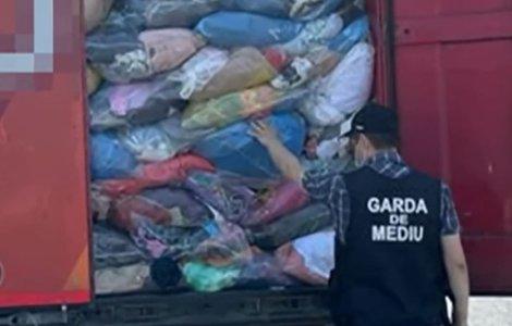 VIDEO România, groapa de gunoi a Europei. Opt automarfare cu...