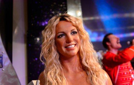 Britney Spears spune că nu ştie dacă va mai concerta vreodată