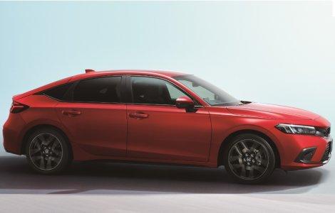 Noua generație Honda Civic în versiune europeană. Disponibilă doar...