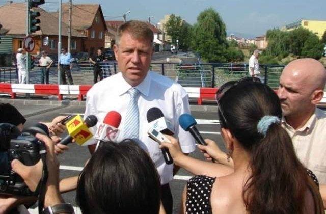 Iohannis: Un primar poate face parte din AGA la o societate de stat