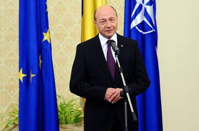 Basescu: Romania nu si-a declarat niciodata intentia de a anexa o tara