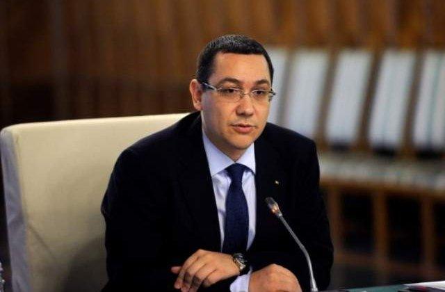Ponta, intalnire cu ministrul Justitiei, Robert Cazanciuc