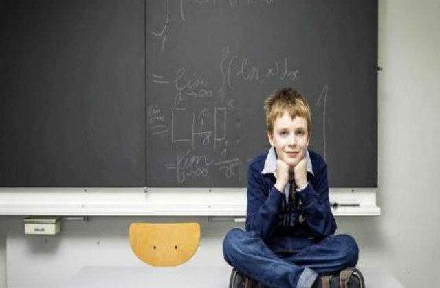 Cel mai tanar student la Universitatea din Zurich are 10 ani
