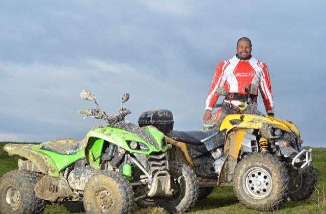 Cabral Ibacka, internat la spital: Accident grav cu ATV-ul in judetul Sibiu
