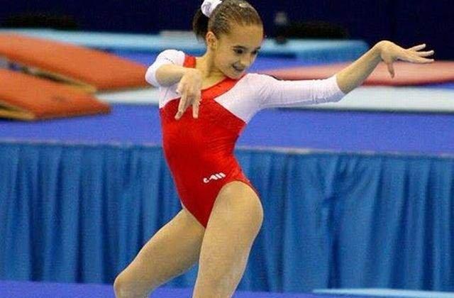 CM de gimnastica de la Antwerp: Larisa Iordache, locul patru in finala la individual-compus