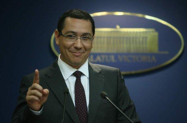 Ponta: In acest an avem surplus de energie electrica dar nu avem cum sa o vindem