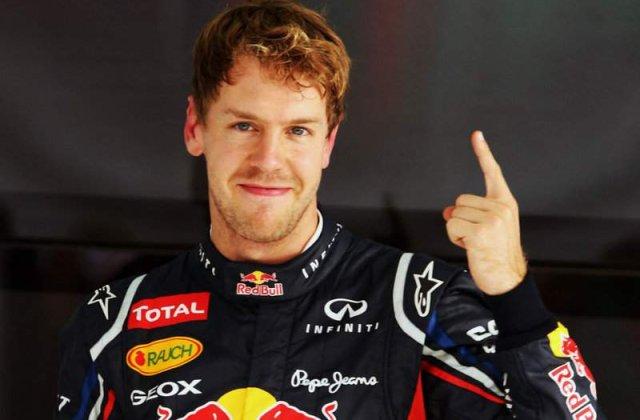 Sebastian Vettel a castigat Marele Premiu al Coreei de Sud