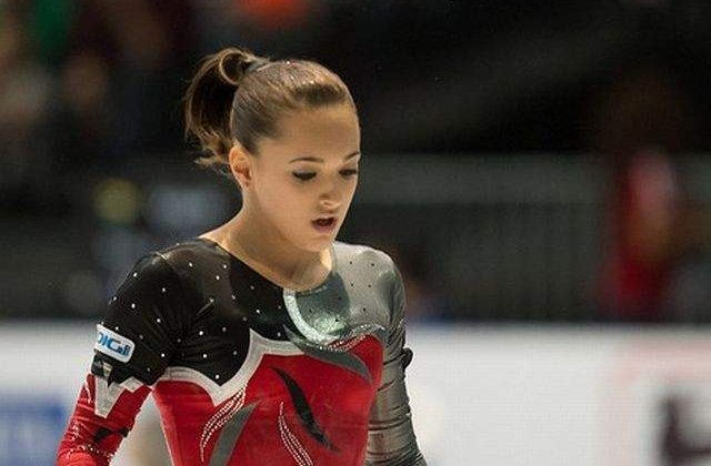 Campionatul Mondial de Gimnastica de la Anvers: Larisa Iordache castiga bronzul la sol