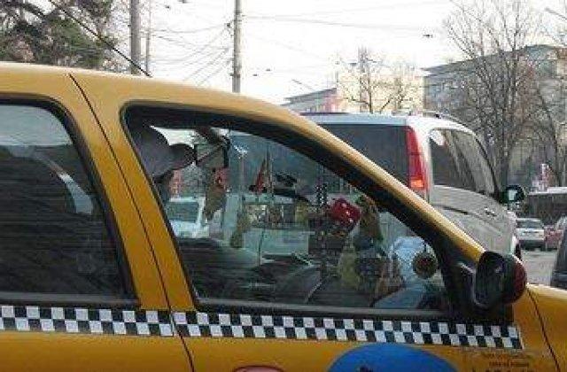 Interzis la manele in taxi!