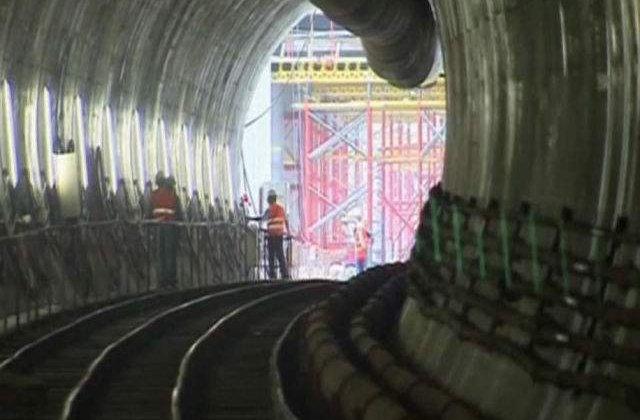 Turcia a inaugurat un tunel feroviar intre Europa si Asia
