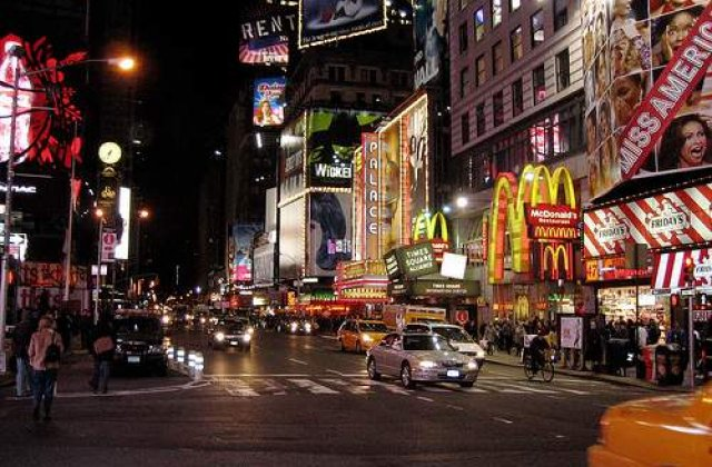 Suspect in atentatul esuat de la New York, arestat