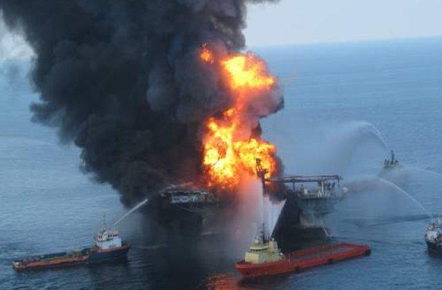 "[VIDEO] Un ""aspirator"" gigant va absorbi petrolul din Golful Mexic"
