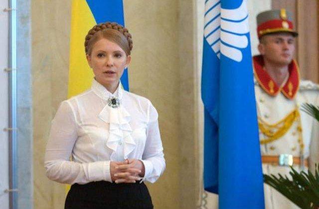 Timosenko, convocata la Parchetul de la Kiev pentru coruptie