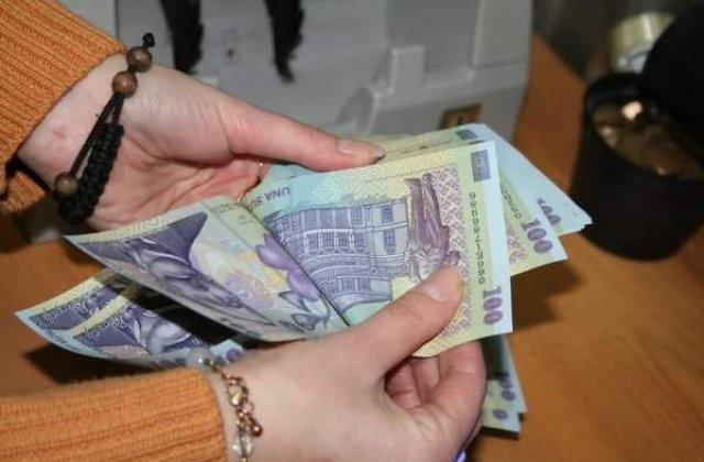 Cel mai mare salariu din Romania: 560.000 lei pe luna