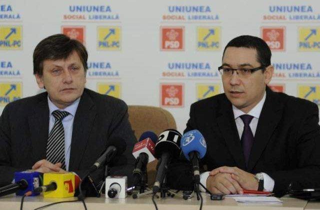 Liderii USL nu s-au inteles pe subiectele legate de comasarea muzeelor si TVR
