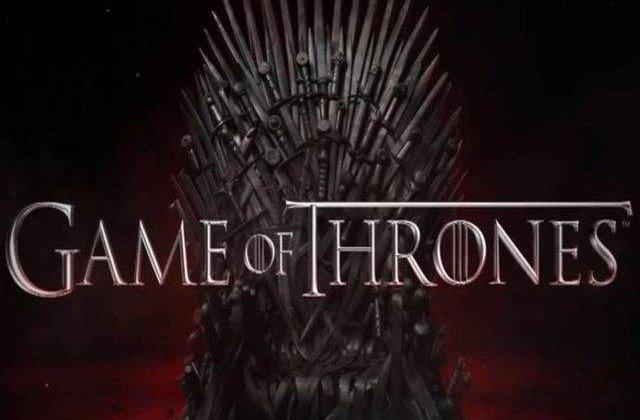 """""""Urzeala tronurilor"""", desemnat cel mai piratat serial TV din 2013"""