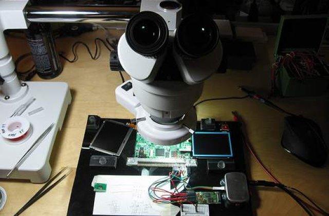 Cel mai puternic microscop din lume este acum functional