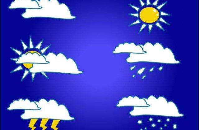 Meteo: Cum va fi vremea in weekend