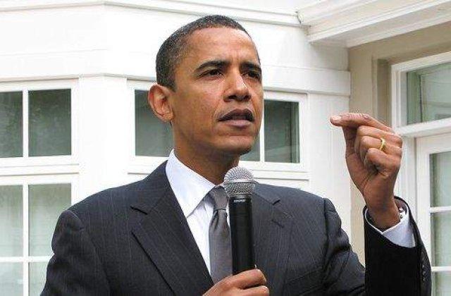 """Obama: Promit ca """"BP va plati"""" pentru mareea neagra"""