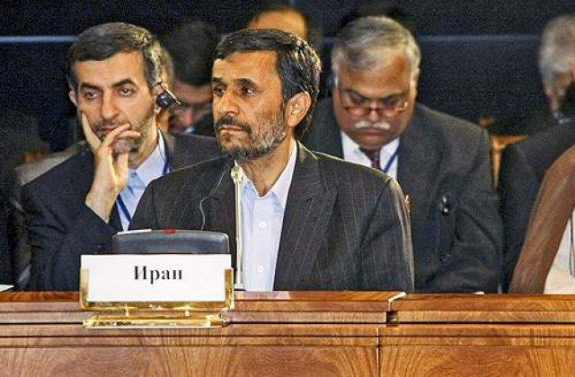 Ahmadinejad nu se dezminte: Un nou reactor nuclear in Iran