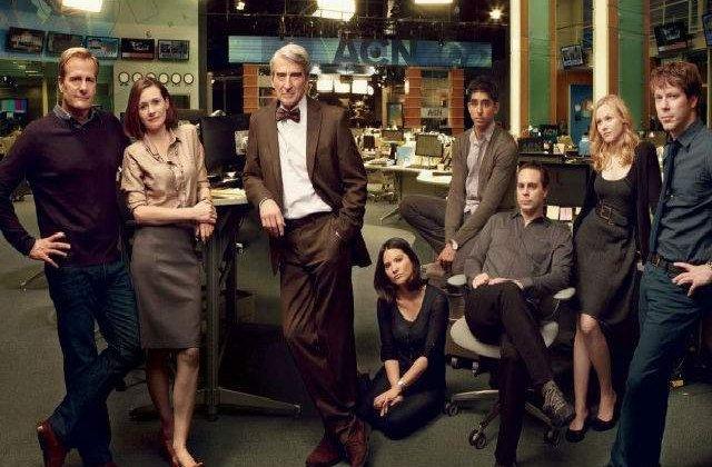 """Serialul """"The Newsroom"""" se va incheia dupa cel de-al treilea sezon"""