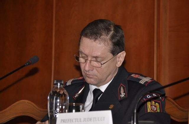 Seful IGSU Ion Burlui a demisionat