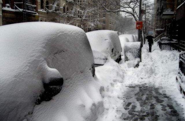 O parte din Slovenia, grav afectata de ninsorile abundente