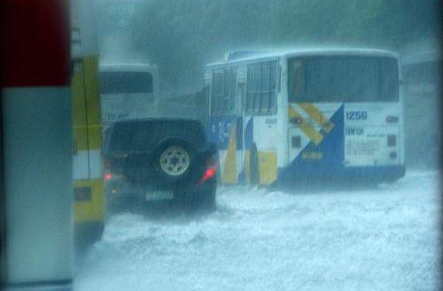 Bilantul MAI al inundatiilor: 19 morti si 2 persoane disparute