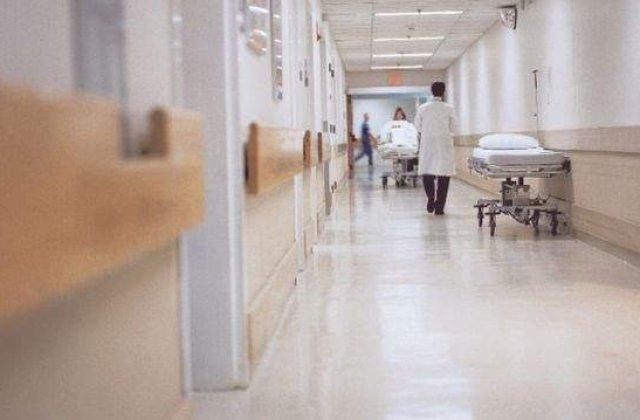 Protest spontan la Spitalul Judetean de Urgenta din Vaslui
