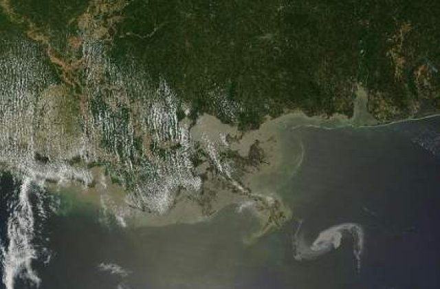 BP a reusit sa stopeze scurgerea de titei in Golful Mexic