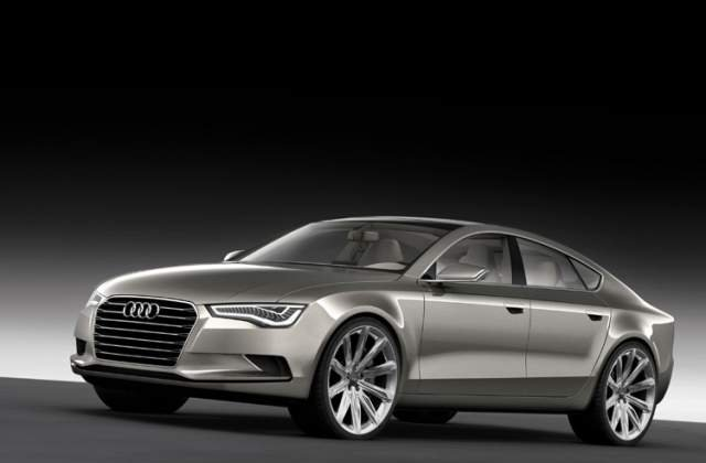 Noul Audi A7 Sportback, concurentul lui Mercedes CLS va fi prezentat pe 26 iulie