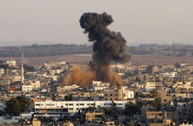 Doi palestinieni au fost ucisi luni in Fasia Gaza