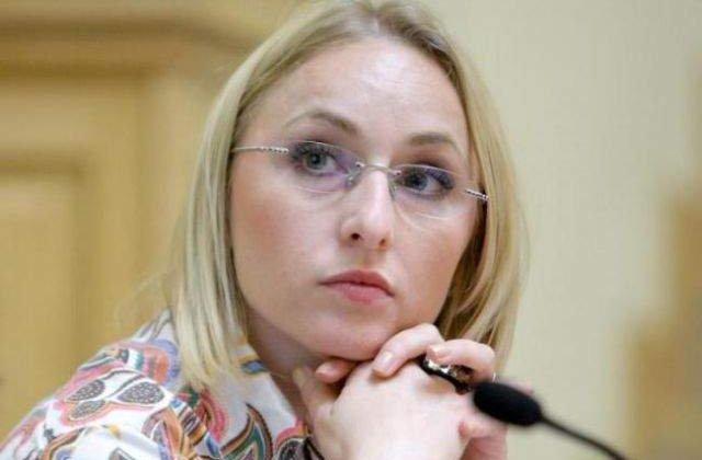 Gabriela Szabo, aleasa in functia de ministru al Tineretului si Sportului