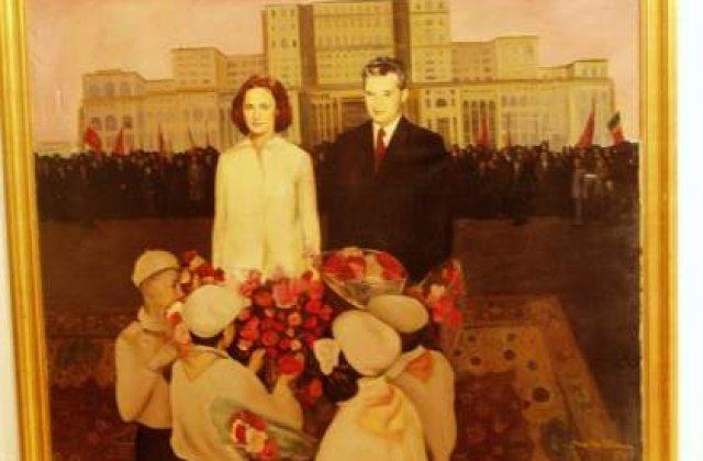 Aproape jumatate dintre romani l-ar vota pe Ceausescu la prezidentiale
