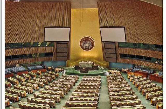 Scandal in cadrul ONU