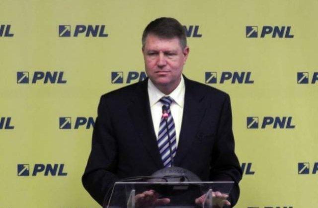 Iohannis: Noul Guvern arata ca premierul Ponta a mintit