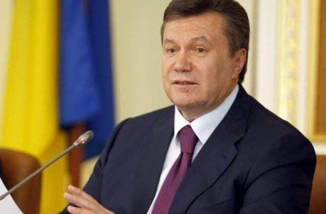 Interpolul ar putea interveni in cazul lui Viktor Ianukovici