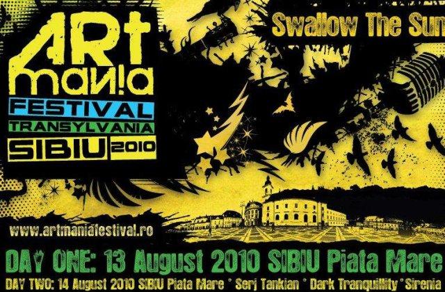 Ce-ti ofera Sibiul la ARTmania Festival 2010?