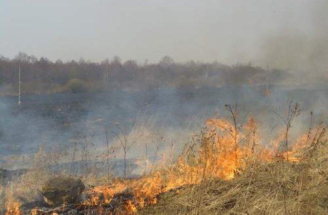 Canicula incendiaza Rusia