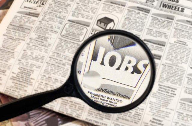 Peste 10.000 de locuri de munca vacante la nivel national