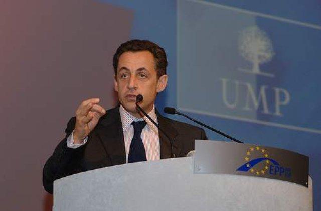 Sarkozy: Cetatenia franceza le-ar trebui retrasa delincventilor de origine straina