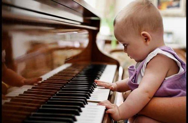 Un pian la care a cantat Mozart, scos la licitatie in Germania