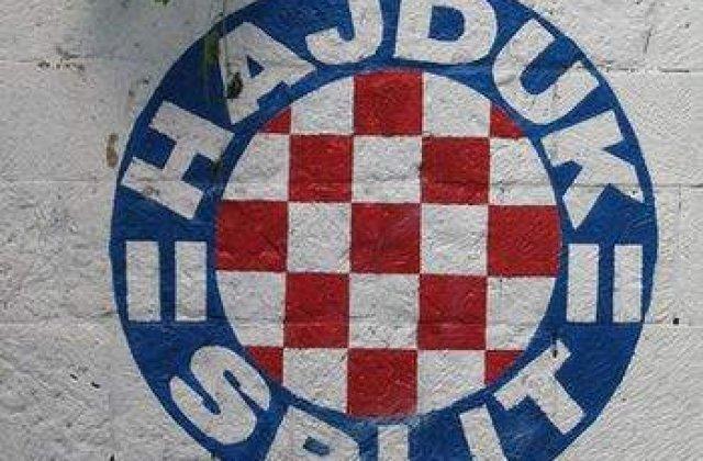 Hajduk Split, orgie inainte de meciul cu Dinamo