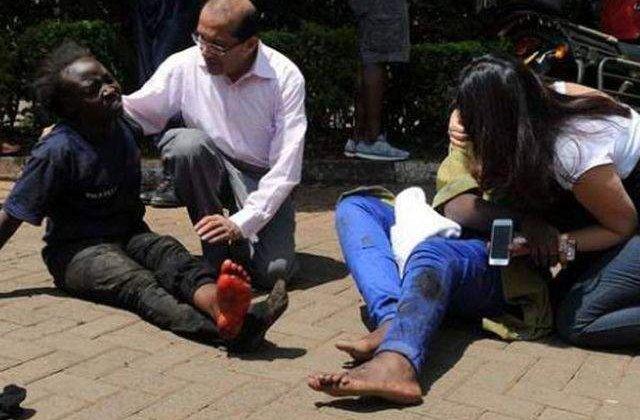 Atac sangeros in Kenya! Cei putin sase oameni au murit