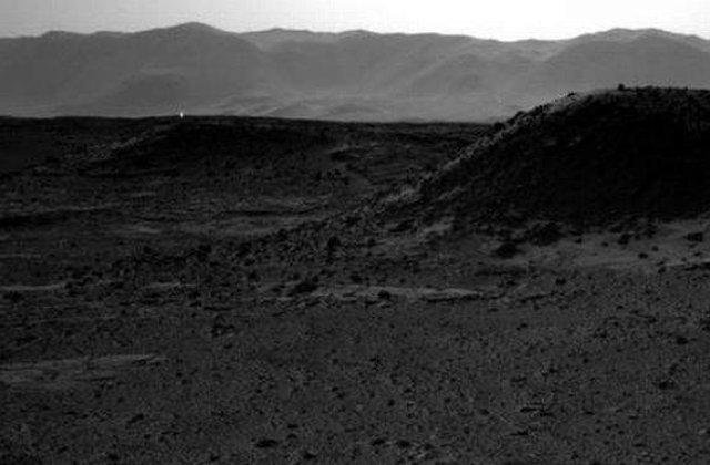 [VIDEO] O lumina neidentificata surprinsa pe Marte face valva in intreaga lume