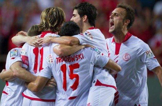 [EUROPA LEAGUE] FC Sevilla a invins Porto si va juca in semifinale